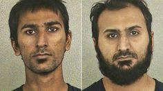 "Two terrorism suspects distracted and then tried to murder two Deputy U.S. Marshals while inside a U.S. courthouse complex, according to the Department of Justice. The men, brothers Raees and Sheheryar Qazi, were already facing terrorism charges when the DOJ says they ""simultaneously motioned with..."