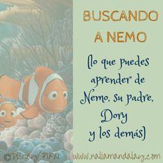 7 Lecciones de Buscando a Nemo.