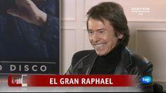 """Gran Raphael en """"Corazón"""".En ruso."""