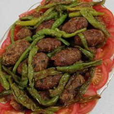Kebab Recipes, Snack Recipes, Cooking Recipes, Italian Menu, Italian Recipes, Love Eat, Love Food, Low Carb Recipes, Healthy Recipes