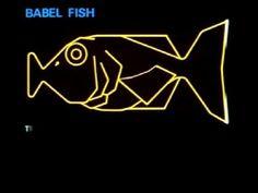 Babel Fish outline