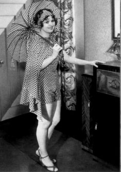 Helen Kane, model for the Betty Boop character