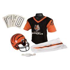 Franklin Sports NFL Youth Uniform Set - 15701F16P1Z