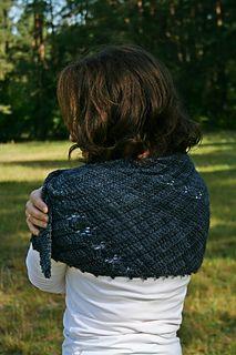 Pleatlyn by Beata Kaptur via Ravelry #knitting #shawl #madelinetosh