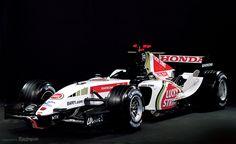 2005/B・A・R Honda 007(B・A・R ホンダ 007[4輪/レーサー])