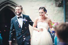 Die Hochzeit von Kirstin und Rico