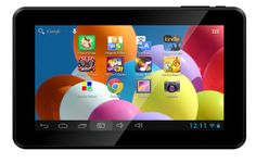"""TUVVA BuddiTab - 7"""" Fun & Educational Tablet PC for Kids (Android 4.1, Capacitive 5-Point Multi-touch screen,..."""