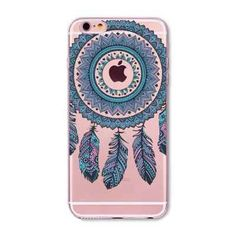Apple iPhone Case Cover Soft TPU 5/ 5S/ SE/ 6 /6S/ 6Plus
