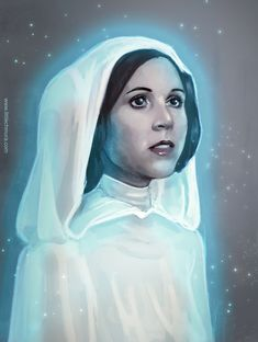 She's now one with the force. Farewell Space Mom. Carrie Fisher 1956 - 2016