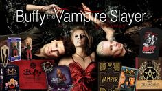 This #BuffyTheVampireSlayer #Giveaway is EVERYTHING! #amreading #buffy #vampires 10 PRIZES!