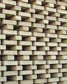 Brick Lattice, via Flickr.