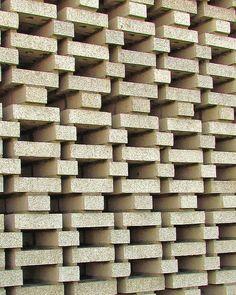 Brick Lattice, via Flickr.