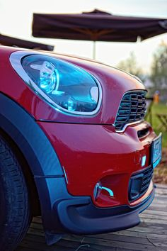 Great things come from the beginning. #MINI #CloseUp