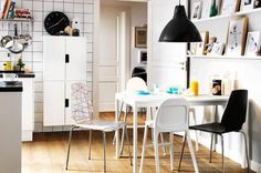 Small-space storage solutions
