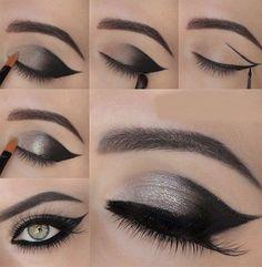 Stunning Smokey Eye Makeup Tutorial