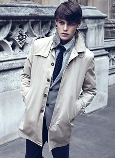 Costin M. | Everyone needs a nice rain coat.