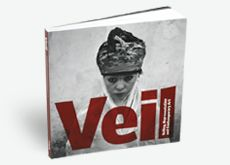 photo of Veil book showing cover