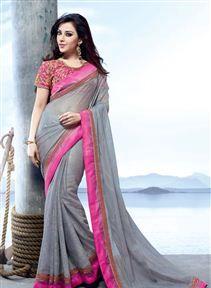 #Drishyam #Movie Inspired Designer Saree