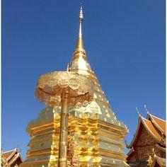 Doi Suthep, Chaing Mai Thailand