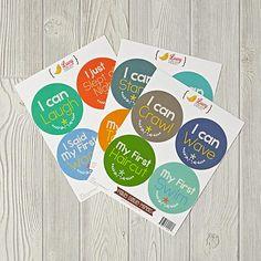 Achiever Milestone Stickers