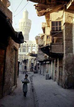 Old Street - Iraq