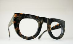 the Ostrander frame from the IOS (Inner + Outer Space) series by General Eyewear