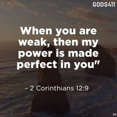 2 Corinthians - God's Grace Is Enough For You, Christ Quotes, Biblical Quotes, Religious Quotes, Bible Verses Quotes, Faith Quotes, Spiritual Quotes, Scriptures, Gods Grace Quotes, Gods Love Quotes