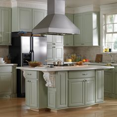 Kitchen Island Hood Ideas