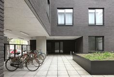 053 Nieuwbouwappartementen Borgerhout • 360 architecten - Gent