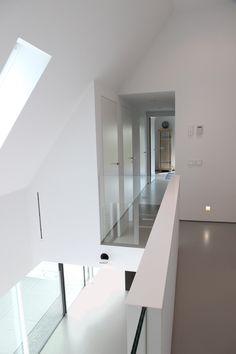 De binnendeuren gerealiseerd door Schreuder en Co