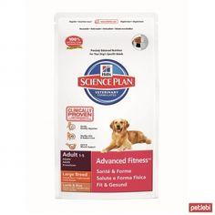 Hill's Adult Advanced Fitness Large Breed Lamb & Rice Kuzu Etli Büyük Irk Yetişkin Köpek Maması 12kg