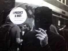 cover of I Predict a Riot, Jane Stockdale 2010 Monochrome Photography, Black And White Photography, Protest Art, London Places, Live Happy, Dark Matter, We Remember, Amazing Pics, Mixtape