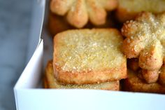 Gluten Free Spritz Butter Cookies