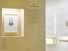 Mirror Of History Exhibition, Blotto Design.