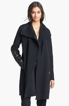 Vince Asymmetrical Jacket available at #Nordstrom