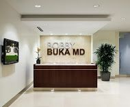 We 'doctored' up these signs for the medical offices of Bobby Buka MD. Nicholas perfectly captures the logo and lettering while adding his unique #artistic touch. Visit www.CustomLogoSigns.com for a quote on your #sign today! #CustomLogoSign #Modern #Company #Logo #Exclusive