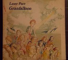 LASER PACE Granfalloon PROG PSYCH ROCK
