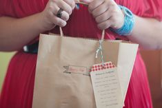 Welcome Bags DIY for your Out-of-town Guests + What you MUST include in them