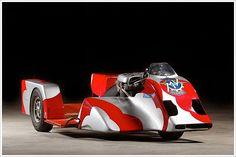 1976 MV 750 Side CarRacer - Pipeburn - Purveyors of Classic Motorcycles, Cafe Racers & Custom motorbikes