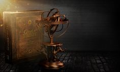 Game of Thrones Game of Thrones Astrolabe with Game of Thrones A Pop-Up Guide to Westeros Collectors Edition  Book