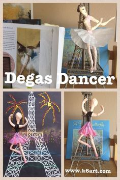 Degas art unit K - 6 Art K – 6 Art