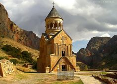 #Noravank, Armenia - My heritage... I'd like to visit some time.