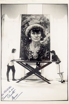 COCO CHANEL is the subject of a new exhibition opening at the London College of Fashion (LCF) next month.