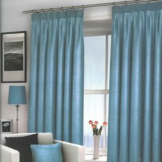 Harrow Purple Blackout Ready Made Lined Pencil Pleat Curtains available to buy online from Harry Corry, a specialist of curtains and bedding. Ready Made Eyelet Curtains, Pleated Curtains, Curtains For Sale, Harry Corry, Pencil Pleat, Purple, Bed, Room