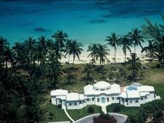 Governor's Harbour Villa Rental: Private Beachfront Estate With Pool And Pink Sand Beach | HomeAway