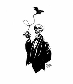 mignola mike Mike MignolaYou can find Mike mignola and more on our website Comic Book Artists, Comic Artist, Comic Books Art, Hellboy Tattoo, Illustrations, Illustration Art, Mike Mignola Art, Henn Kim, Found Object Art