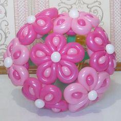 Spotty flowers :)