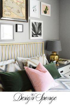 Oleander + Palm Home Tour on Design Sponge