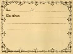 Free Printable Vintage Labels Unique Free Printable Vintage Pharmacy & Apothecary Labels the – Example Document Template Journal Layout, Journal Cards, Junk Journal, Bullet Journal, Printable Labels, Free Printables, Vintage Labels, Printable Vintage, Vintage Ephemera