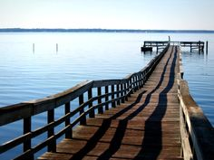 A shot of an old wooden pier on the St. Johns River near Jacksonville, Florida. Please vote for my photo. #contest #fujifilm